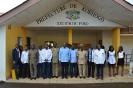Tournée du Ministre du Tourisme, M. Roger KACOU dans les régions du HAMBOL et du PORO du 15 au 18 juillet 2015