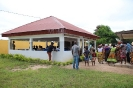 Tournée du Ministre du Tourisme dans la région du Gbêkê à Angoua Yaokro
